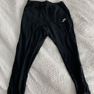 Nike sweat pants men's